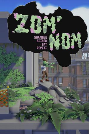 Zom Nom poster image on Steam Backlog