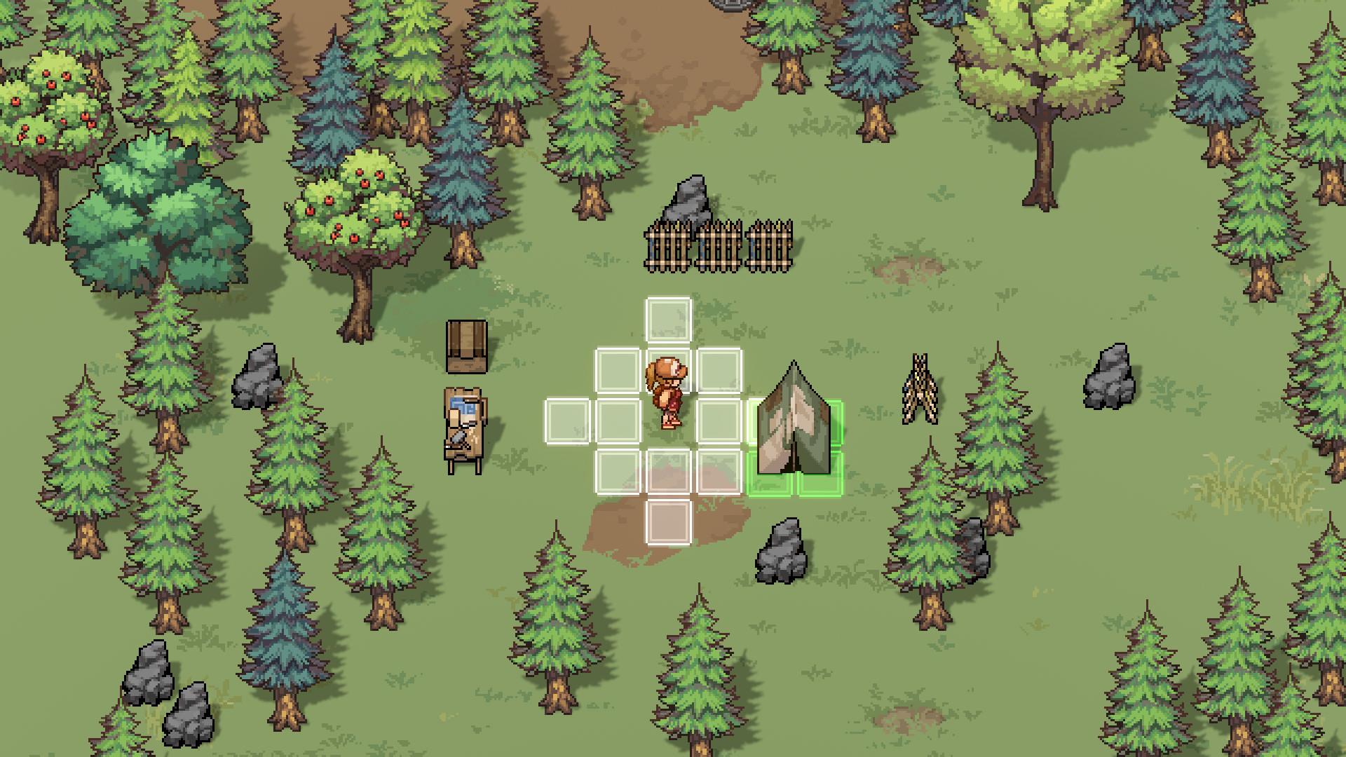 Zelter Game, gameplay