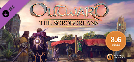 Outward  The Soroboreans [PT-BR] Capa