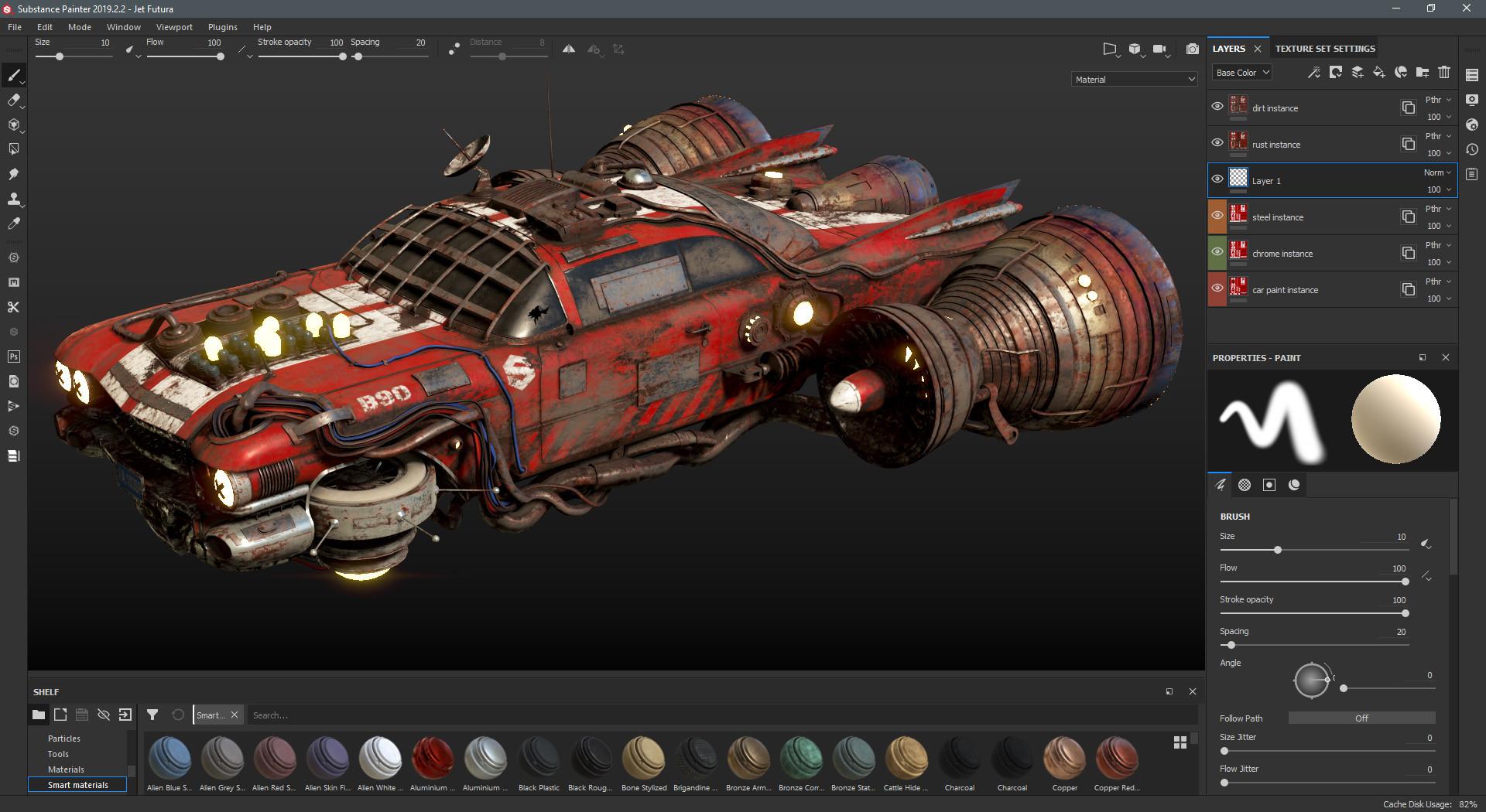 Substance Painter 2020 on Steam
