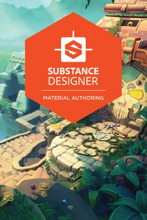 Substance Designer 2020 poster image on Steam Backlog