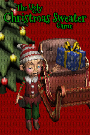 The Ugly Christmas Sweater Game poster image on Steam Backlog