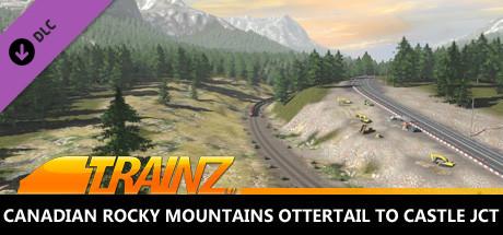 Trainz 2019 DLC - Canadian Rocky Mountains Ottertail to Castle Jct