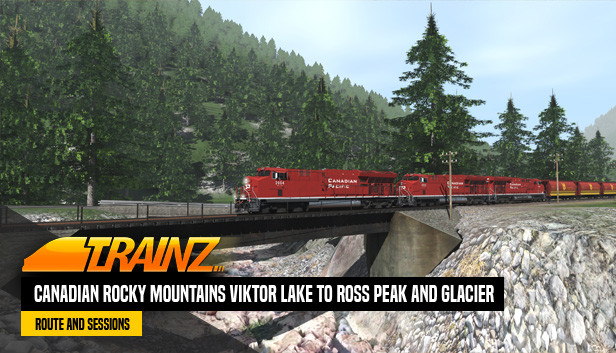 Trainz 2019 dlc: canadian rocky mountains - golden bc download free download