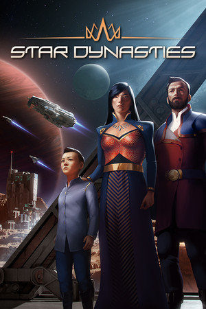 Star Dynasties poster image on Steam Backlog