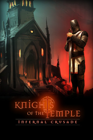 Knights of the Temple: Infernal Crusade poster image on Steam Backlog