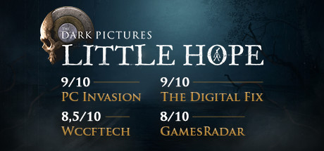 The Dark Pictures Anthology: Little Hope cover art