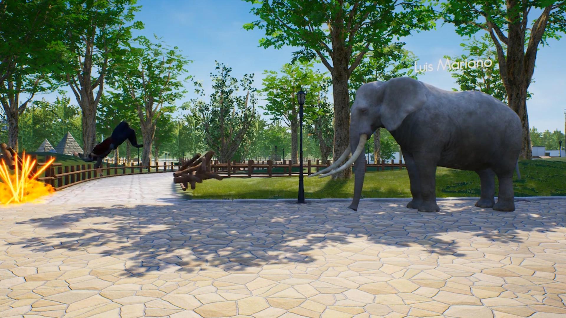 ZooKeeper Simulator · AppID: 1194680 · Steam Database