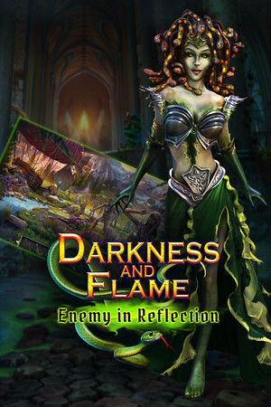 Darkness and Flame: Enemy in Reflection poster image on Steam Backlog