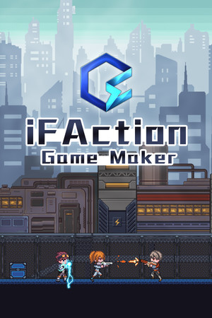 iFAction Game Maker poster image on Steam Backlog