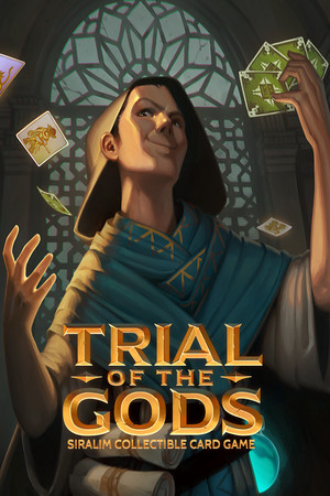 Trial of the Gods: Siralim CCG poster image on Steam Backlog