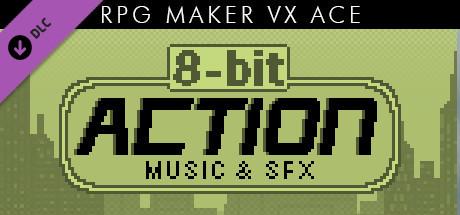 RPG Maker VX Ace - 8 Bit Action Music & SFX Vol.1