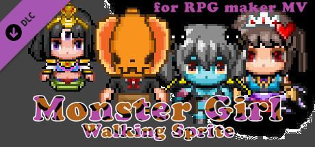 RPG Maker MV - Monster Girl Walking Sprite
