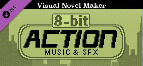 Visual Novel Maker - 8 Bit Action Music & SFX Vol.1