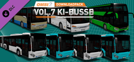 OMSI 2 Add-on Downloadpack Vol. 7 – KI-Busse