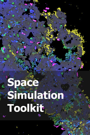 Space Simulation Toolkit poster image on Steam Backlog