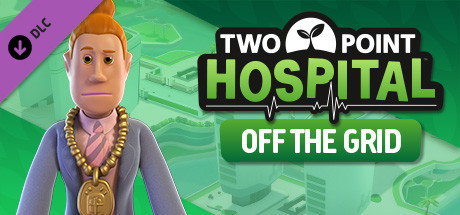 Two Point Hospital Off the Grid Capa
