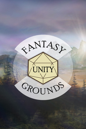 Fantasy Grounds Unity poster image on Steam Backlog