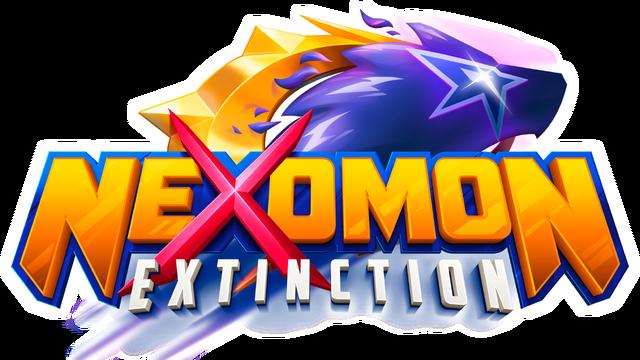 Nexomon: Extinction logo