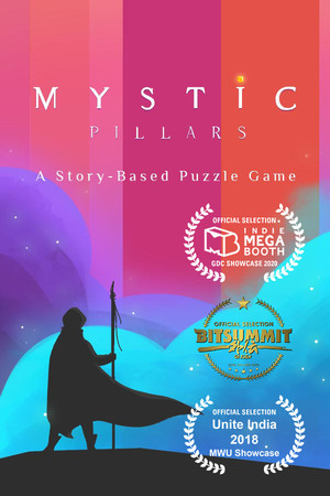 Mystic Pillars: A Story-Based Puzzle Game poster image on Steam Backlog
