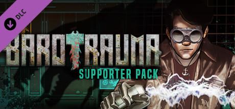 Купить Barotrauma - Supporter Pack (DLC)