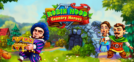 Image for Robin Hood: Country Heroes