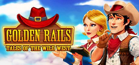 Image for Golden Rails: Tales of the Wild West