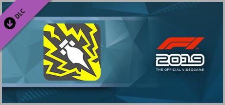 Купить F1 2019: Badge 'Flash' (DLC)