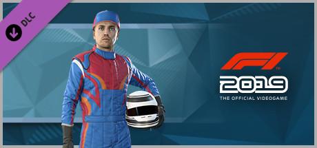 Купить F1 2019: Suit 'Turbo Blue' (DLC)
