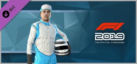 Купить F1 2019: Suit 'Jet Stream' (DLC)