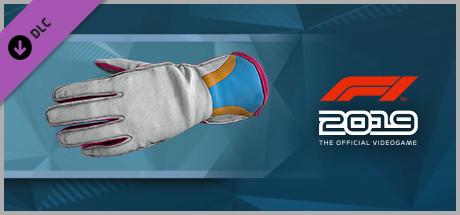 Купить F1 2019: Gloves 'Turbo Blue' (DLC)