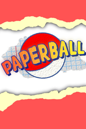 Paperball poster image on Steam Backlog