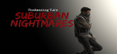 The Amazing T.K's Suburban Nightmares Capa