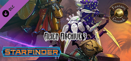 Fantasy Grounds - Starfinder RPG - Alien Archive 3 (SFRPG)