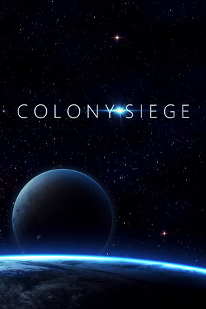 Colony Siege poster image on Steam Backlog