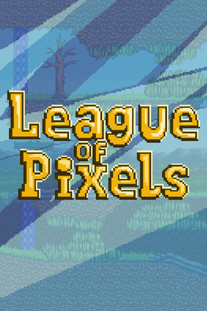 League of Pixels - 2D MOBA poster image on Steam Backlog