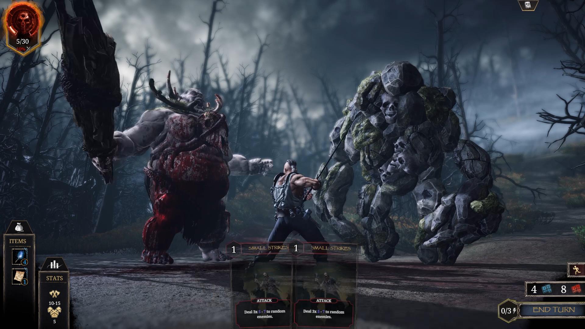 Tainted Grail screenshot 2