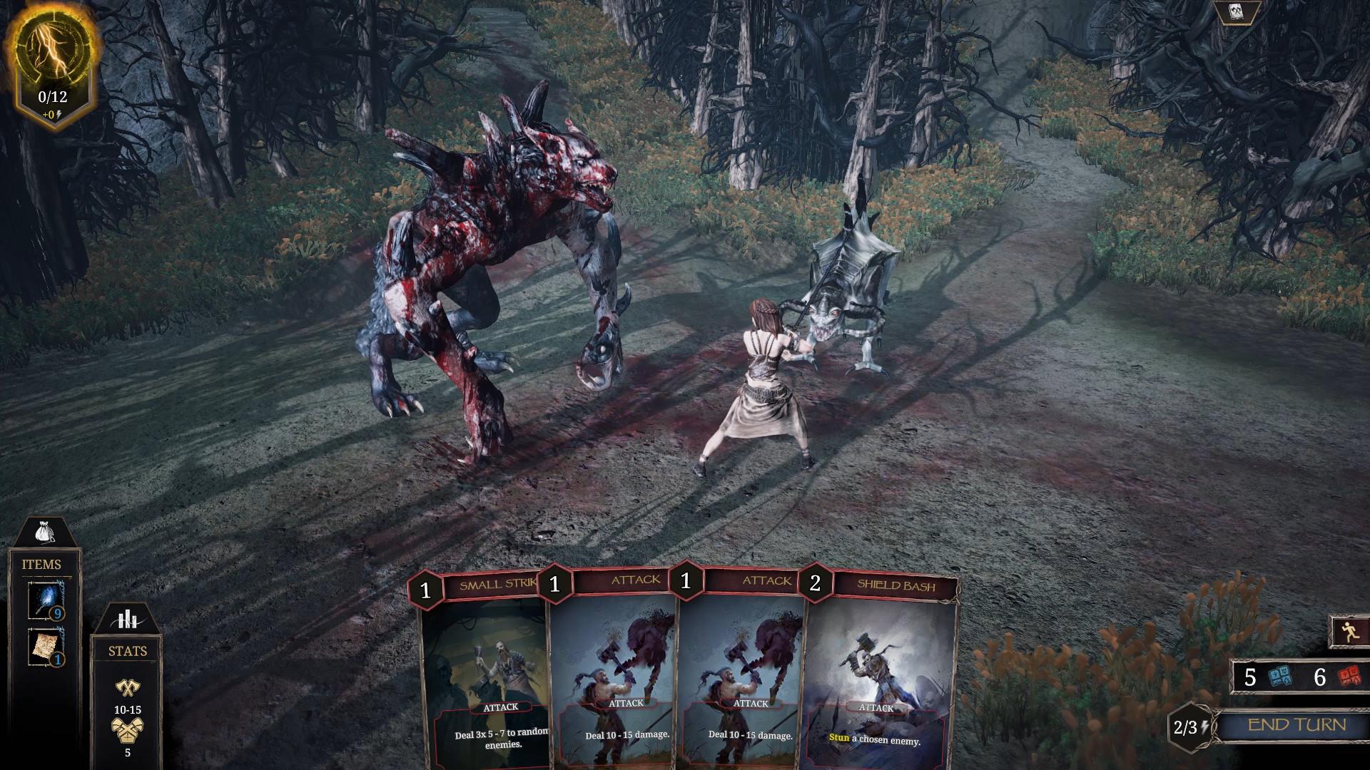 Tainted Grail screenshot 3