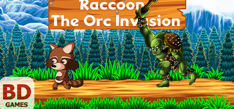 Teaser image for Raccoon: The Orc Invasion