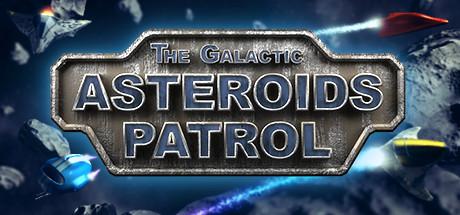 Galactic Asteroids Patrol Capa
