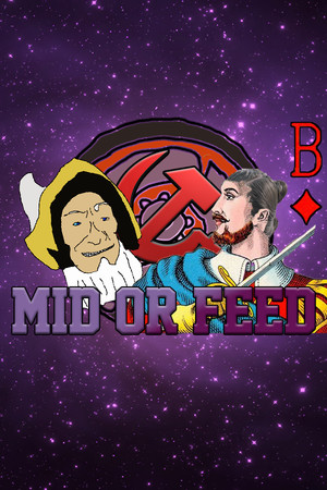 Mid or Feed poster image on Steam Backlog