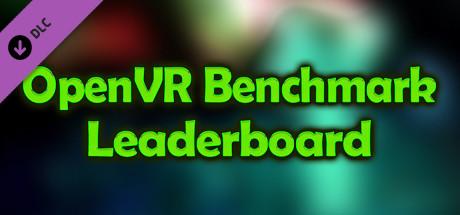 OpenVR Benchmark Leaderboard