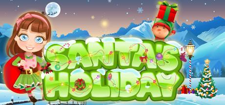 Santa's Holiday cover art