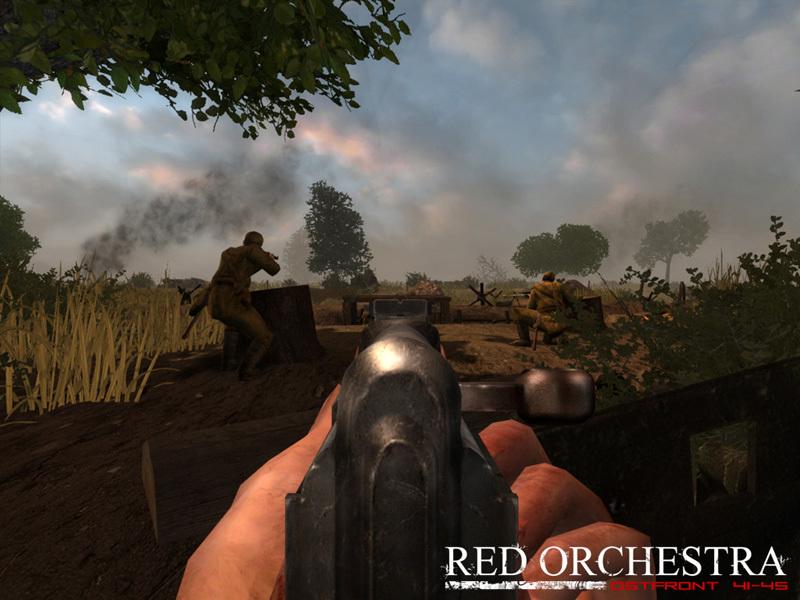 Red Orchestra Ostfront 41 45 скачать игру - фото 8