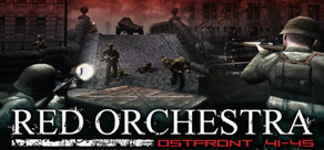 Red Orchestra: Ostfront 41-45 cover art