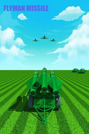 FlyManMissile poster image on Steam Backlog