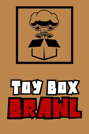 Toy Box Brawl poster image on Steam Backlog