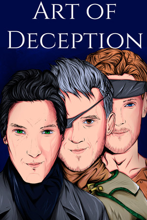 Art of Deception poster image on Steam Backlog