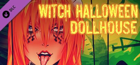 Witch Halloween Dollhouse