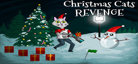 Christmas Cats Revenge cover art